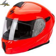 Мотошлем модуляр Scorpion EXO 920, Красный