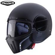 Открытый шлем Caberg Ghost, Матовый чёрный