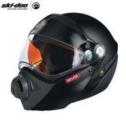 Зимний шлем Ski-Doo BV2S, Чёрный матовый