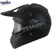 Мотошлем Shark Explore-R, Черный матовый
