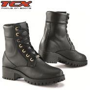 Мотоботы женские TCX Smoke Waterproof