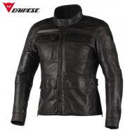Куртка кожаная Dainese Richard, Чёрная
