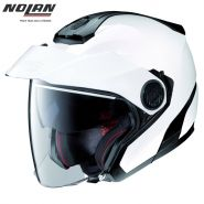 Шлем Nolan N40.5 Classic N-com, Белый