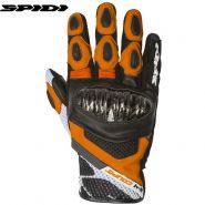 Мотоперчатки Spidi X-4 Coupe, Черно-оранжевые