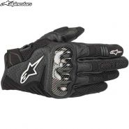 Мотоперчатки Alpinestars SMX 1 Air V2, Черные